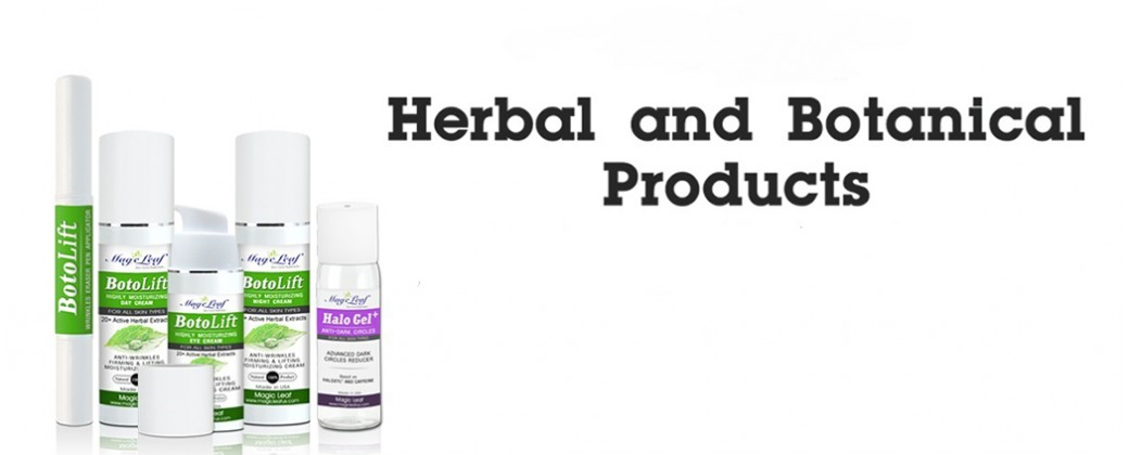 Herbal and Botanical Products2