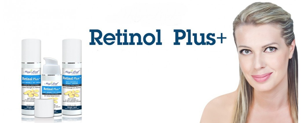 Retinol Plus Products